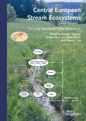 Central European Stream Ecosystems: The Long Term Study of the Breitenbach (3527329528) cover image