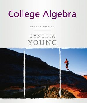 College Algebra, 2nd Edition (EHEP001628) cover image