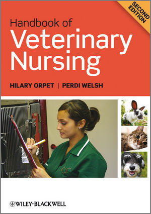 Handbook of Veterinary Nursing, 2nd Edition (EHEP002328) cover image
