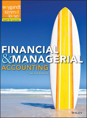 Financial & Managerial Accounting, 2nd Edition (EHEP003228) cover image
