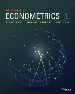 Principles of Econometrics, 5th Edition (EHEP003728) cover image
