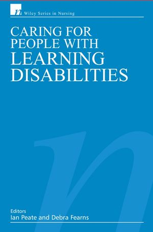 Caring for People with Learning Disabilities (0470033029) cover image