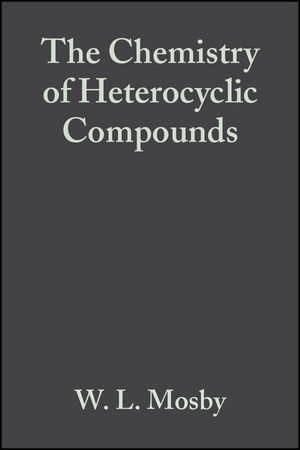 Heterocyclic Systems with Bridgehead Nitrogen Atoms, Part 2, Volume 15