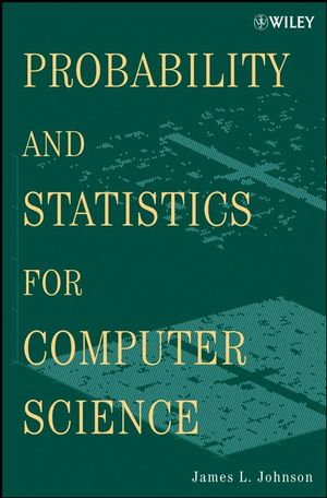 Probability and Statistics for Computer Science (0470383429) cover image