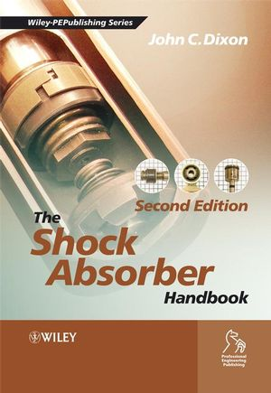 The Shock Absorber Handbook, 2nd Edition  (0470516429) cover image