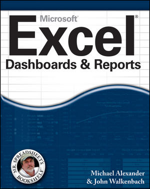 Excel Dashboards and Reports (0470620129) cover image