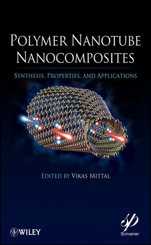 Polymer Nanotube Nanocomposites: Synthesis, Properties, and Applications (0470625929) cover image