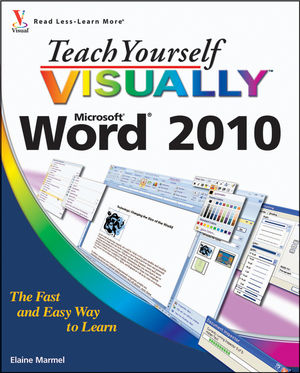 Teach Yourself VISUALLY Word 2010 (0470643129) cover image
