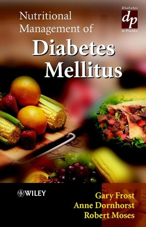 Nutritional Management of Diabetes Mellitus (0470869429) cover image