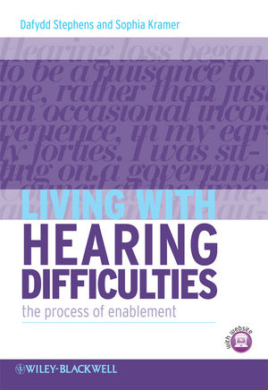 Living with Hearing Difficulties: The process of enablement (0470996129) cover image