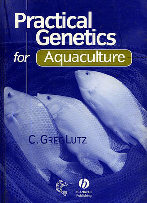 Practical Genetics for Aquaculture (0470999829) cover image