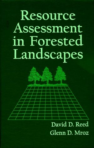 Resource Assessment in Forested Landscapes (0471155829) cover image