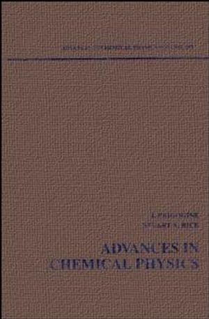Advances in Chemical Physics, Volume 103