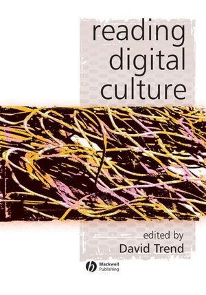 Reading Digital Culture (0631223029) cover image