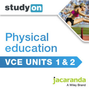 StudyOn VCE Physical Education Units 1 and 2 (Online Purchase)