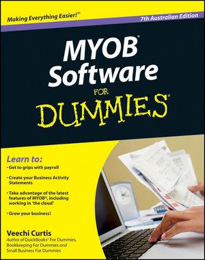 MYOB Software For Dummies, 7th Australian Edition