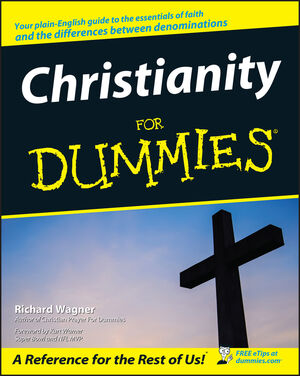 Christianity For Dummies (0764544829) cover image