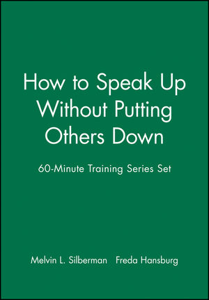 60-Minute Training Series Set: How to Speak Up Without Putting Others Down