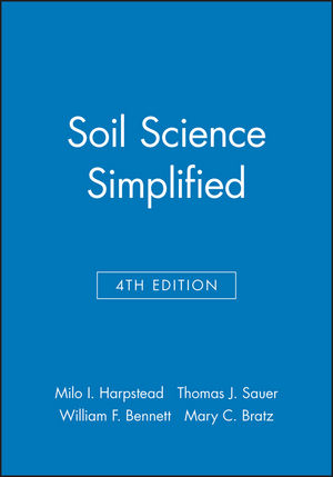 Soil Science Simplified, 4th Edition (0813829429) cover image