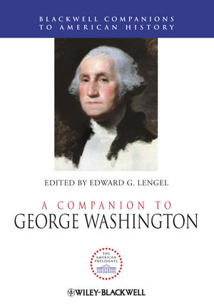 A Companion to George Washington (1118219929) cover image