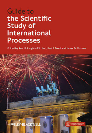 Guide to the Scientific Study of International Processes (1118277929) cover image