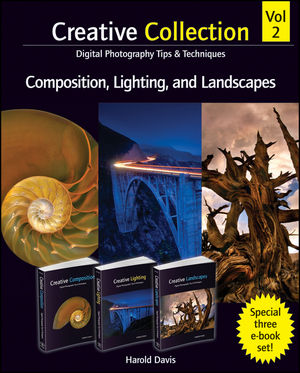 Creative Collection , Digital Photography Tips and Techniques, Volume 2, Composition, Lighting, and Landscapes