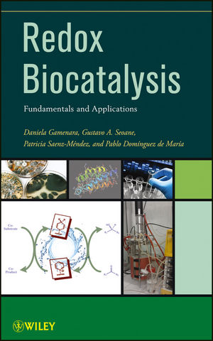 Redox Biocatalysis: Fundamentals and Applications (1118409329) cover image