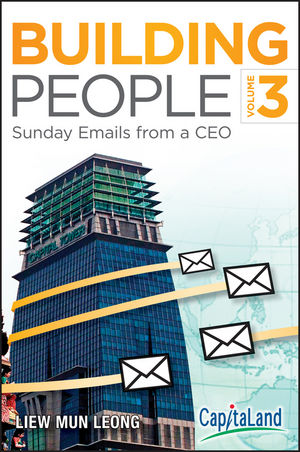 Building People: Sunday Emails from a CEO, Volume 3