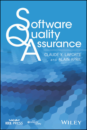 Software Quality Assurance (1118501829) cover image