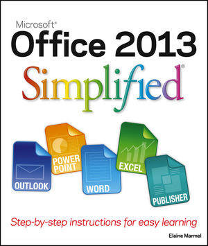 Office 2013 Simplified (1118517229) cover image