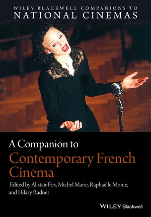 A Companion to Contemporary French Cinema (1118585429) cover image