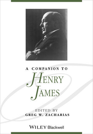 A Companion to Henry James (1118836529) cover image
