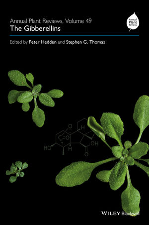 Annual Plant Reviews, Volume 49, The Gibberellins (1119210429) cover image