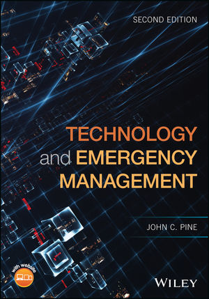 Technology and Emergency Management, 2nd Edition (1119235529) cover image