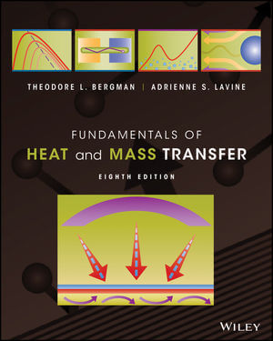 Fundamentals Of Heat And Mass Transfer 8th Edition Wiley