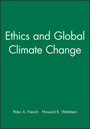 Ethics and Global Climate Change (1119341329) cover image