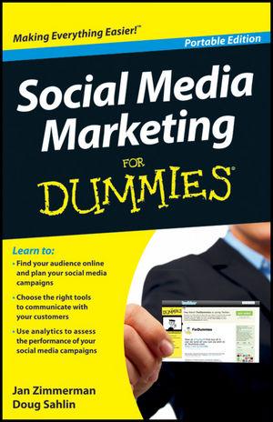 Social Media Marketing For Dummies, Portable Edition