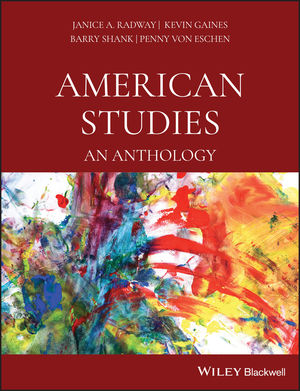 American Studies: An Anthology (1405113529) cover image