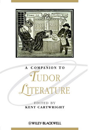 A Companion to Tudor Literature (1444317229) cover image