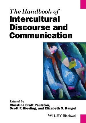 The Handbook of Intercultural Discourse and Communication (1444354329) cover image