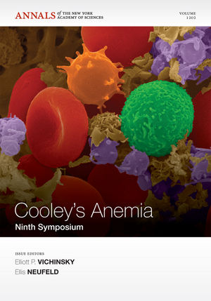 Cooley's Anemia: Ninth Symposium, Volume 1202