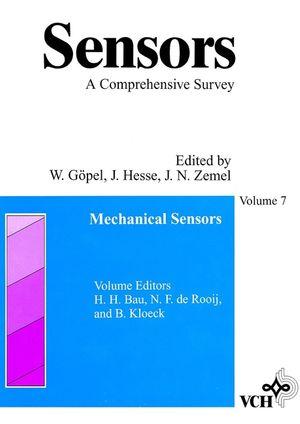 Sensors, A Comprehensive Survey, Volume 7, Mechanical Sensors