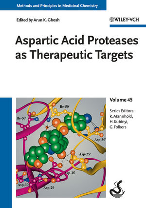 Aspartic Acid Proteases as Therapeutic Targets, Volume 45 (3527641629) cover image