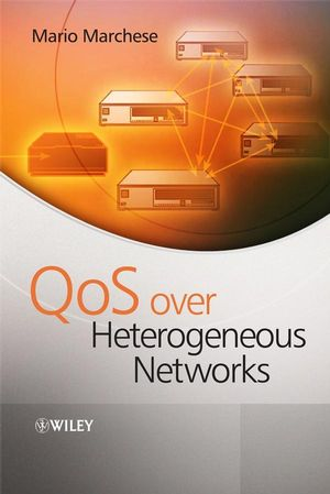 QoS Over Heterogeneous Networks (047001752X) cover image