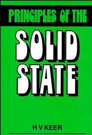 Principles of the Solid State (047022052X) cover image