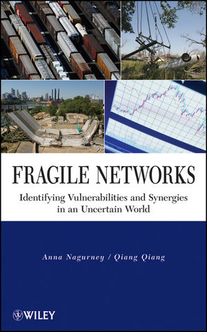 Fragile Networks: Identifying Vulnerabilities and Synergies in an Uncertain World (047050112X) cover image