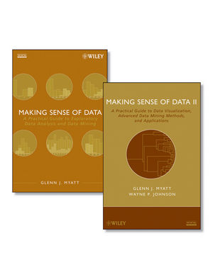 Making Sense of Data Set  (047055522X) cover image