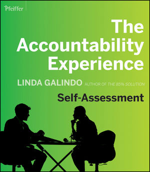 The Accountability Experience Self Assessment (047060462X) cover image