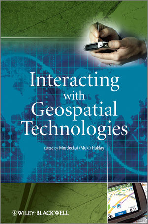 Interacting with Geospatial Technologies  (047068982X) cover image