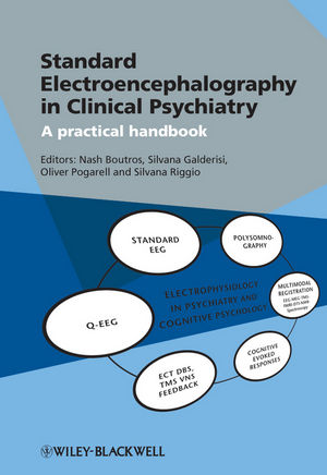 Standard Electroencephalography in Clinical Psychiatry: A Practical Handbook (047074782X) cover image